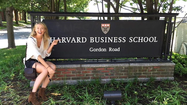 What do they teach you at Harvard?