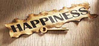 My seven keys to happiness